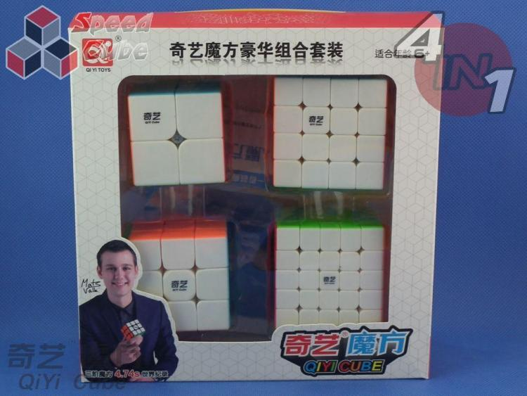 QiYi Zestaw 4in1 Combination 2 Stickerless