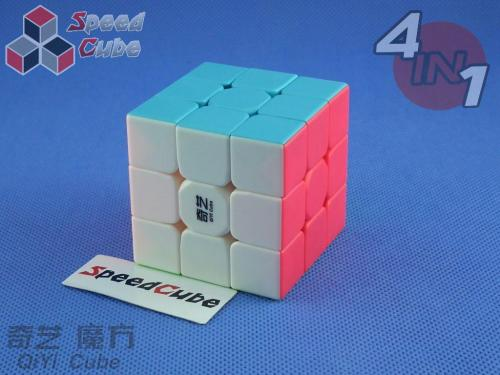 QiYi Zestaw 4in1 Combination 2 Stickerless