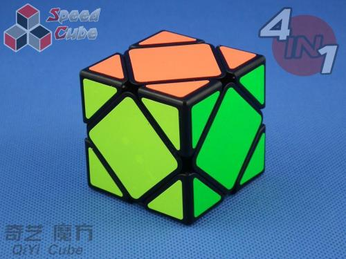 QiYi Zestaw 4in1 Combination 3 Black