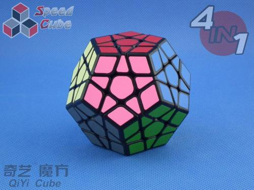 QiYi Zestaw 4in1 Combination 3 Black