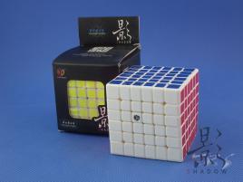 MoFangGe X-Man Design 6x6x6 Shadow Biała