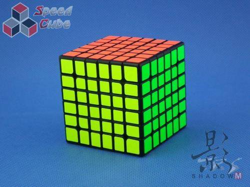 MoFangGe X-Man Design 6x6x6 Shadow Magnetic Czarna