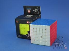 MoFangGe X-Man 6x6x6 Shadow M Kolorowa