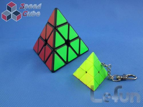 LeFun Pyraminx Kolorowa Brelok