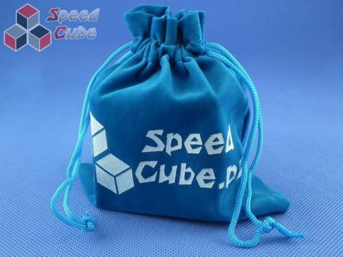 Woreczek na kostkę Cube Bag Niebieski