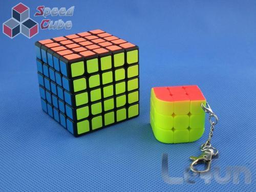 LeFun Penrose Cube Kolorowa Brelok