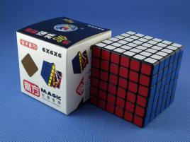 ShengShou 6x6x6 Czarna
