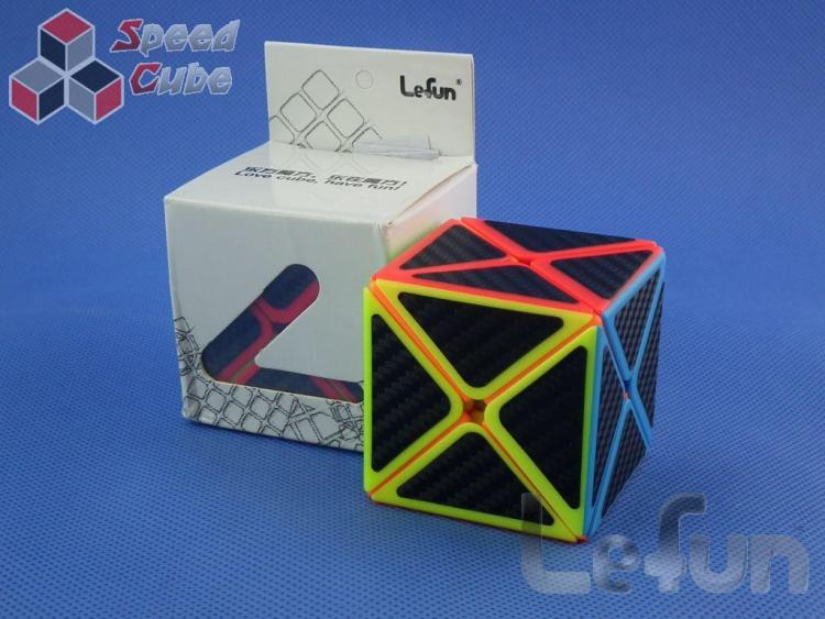 LeFun Dino Kolorowa Carbon