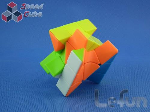 LeFun Twisty 3x3x3 Kolorowa