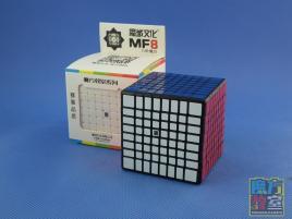 MoYu MoFang JiaoShi 8x8x8 MF8 Czarna