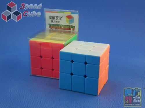MoYu MoFang JiaoShi Asymetric 3x3x3 Kolorowa