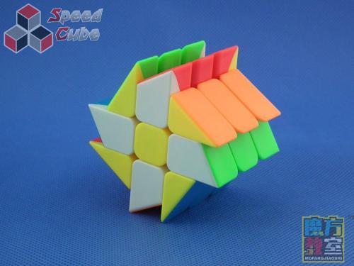 MoYu MoFang Windmill Kolorowa