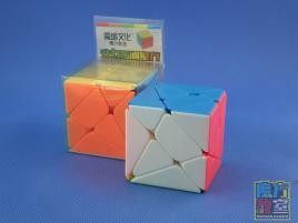MoYu MoFang JiaoShi Axis Kolorowa
