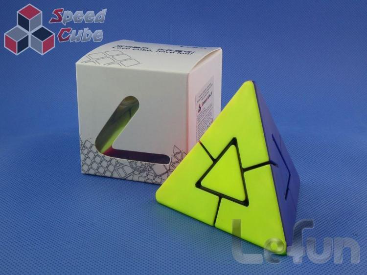 LeFun Dual Pyraminx Kolorowa