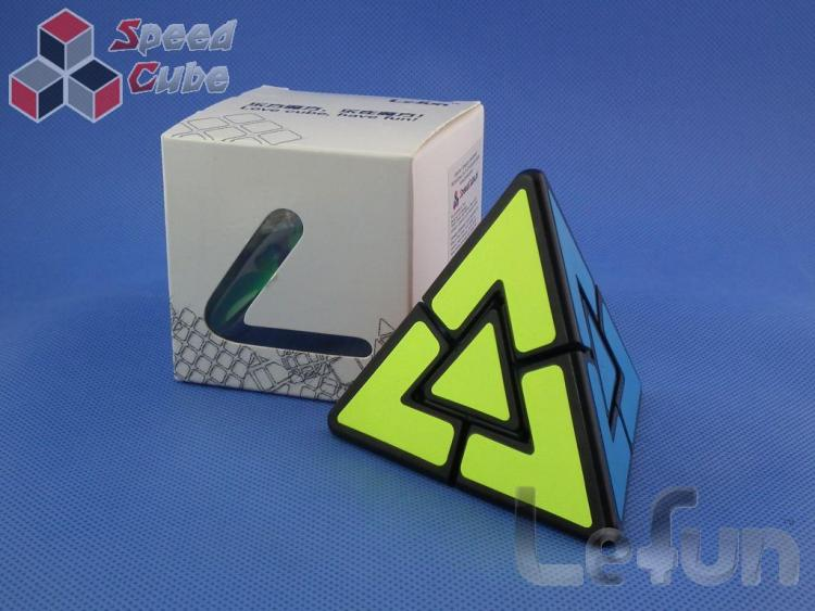 LeFun Dual Pyraminx Czarna