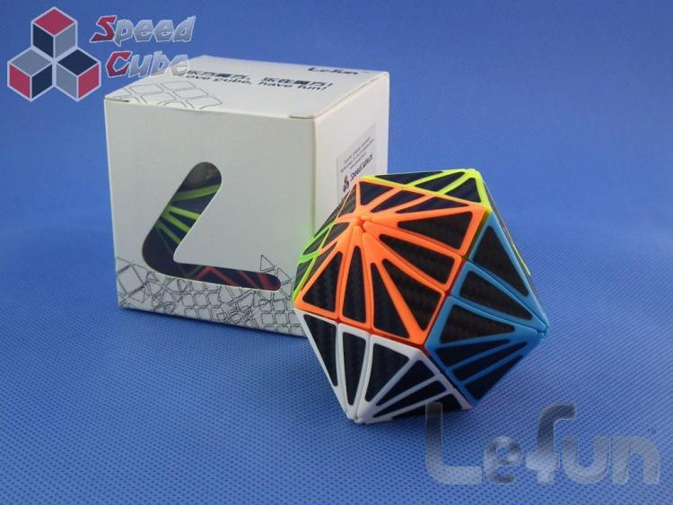 LeFun Magic Eye Kolorowa Carbon