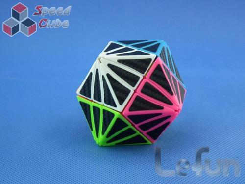 LeFun Magic Eye Kolorowa Carbon