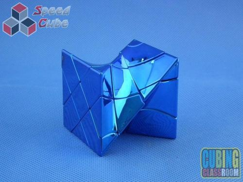 MoYu MoFang JiaoShi DNA Fisher Blue