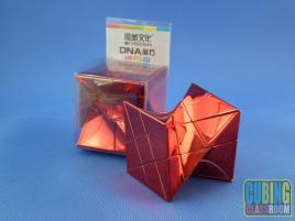 MoYu MoFang JiaoShi DNA Windmill Red