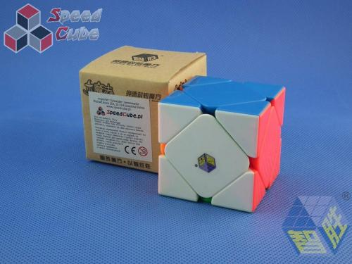 ZhiSheng YuXin Little Magic Skewb Kolorowa
