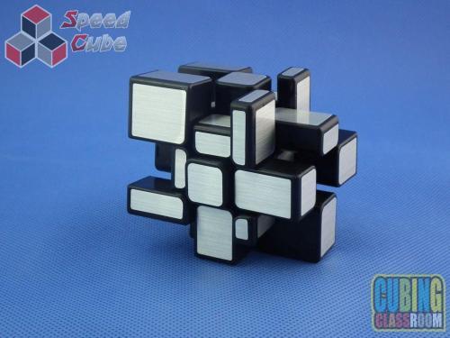 MoYu MoFang JiaoShi Mirror Silver