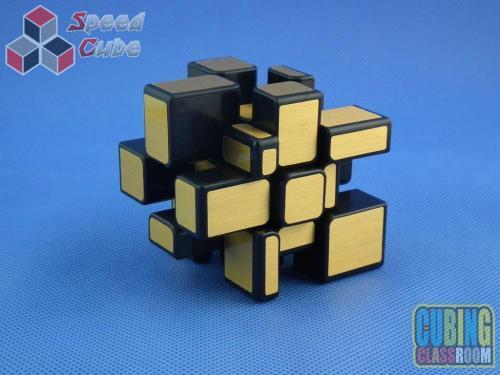 MoYu MoFang JiaoShi Mirror Gold
