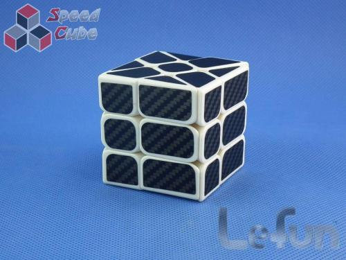 Lefun Magic Cube Gift Pack White Carbon