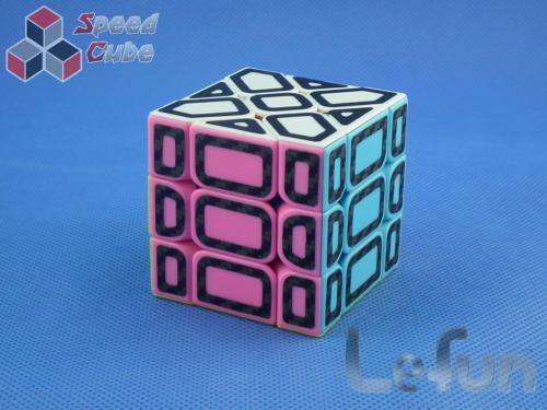 Lefun Magic Cube Gift Pack Candy Hollow Carbon