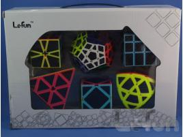 Lefun Magic Cube Big Gift Pack Carbon Stick.