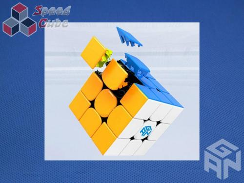 Gans GAN354 Magnetyczna 3x3x3 Kolorowa