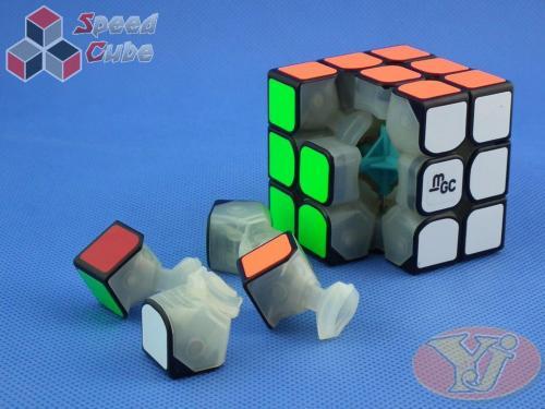 YongJun MGC 3x3x3 Magnetyczna Czarna