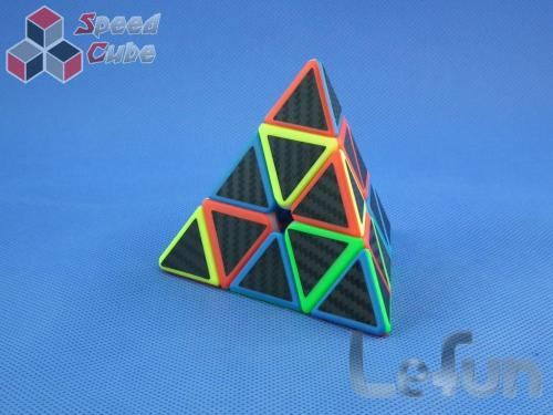 LeFun Pyraminx Carbon Stickers