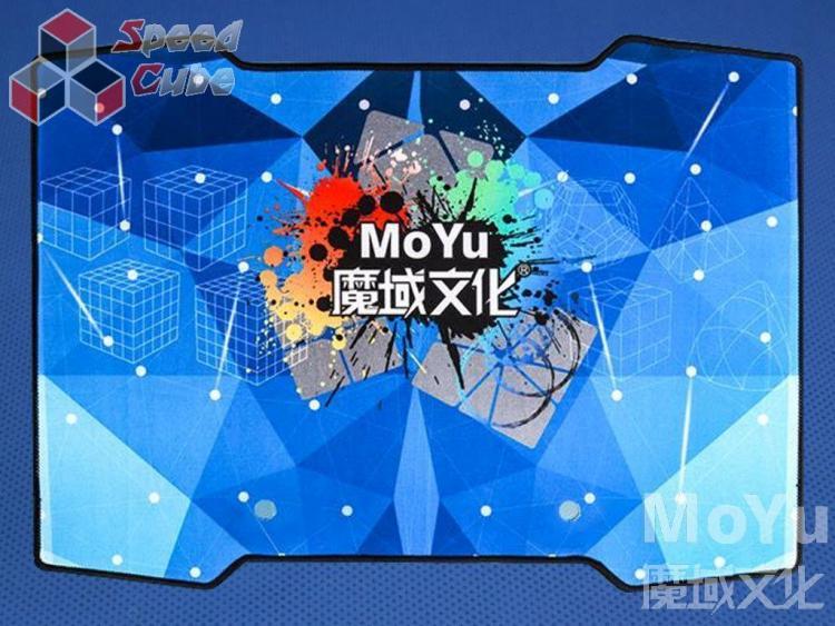 MoYu Mat Small - version 2 Blue