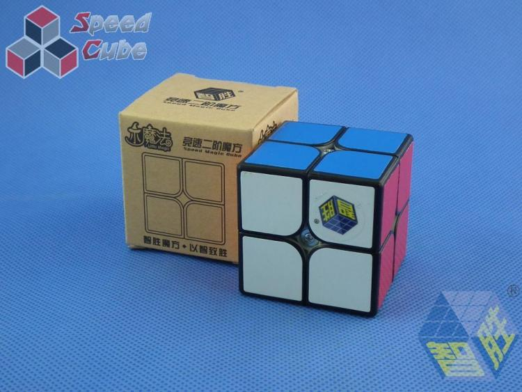 ZhiSheng YuXin Little Magic 2x2x2 Czarna