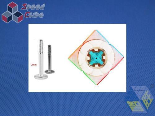 ZhiSheng YuXin Little Magic 2x2x2 Czarna