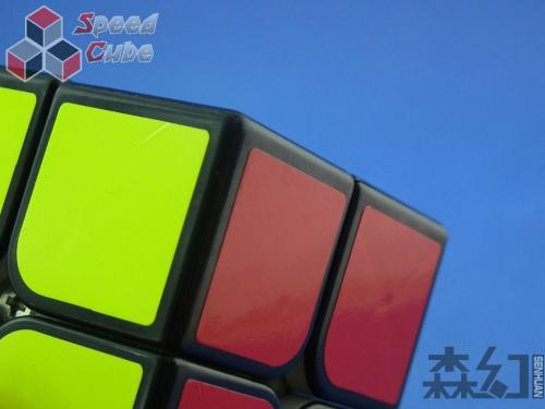 MoYu SenHuan ZhanLang 2x2x2 Czarna