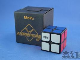 MoYu SenHuan ZhanLang M 2x2x2 Czarna