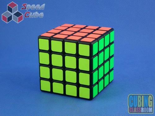 MoYu MoFang JiaoShi 4x4x4 MF4C Czarna