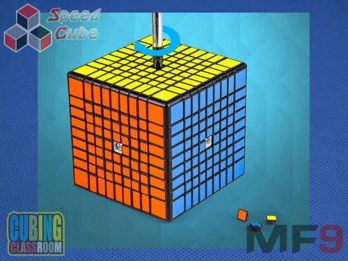 MoYu MoFang JiaoShi 9x9x9 MF9 Czarna