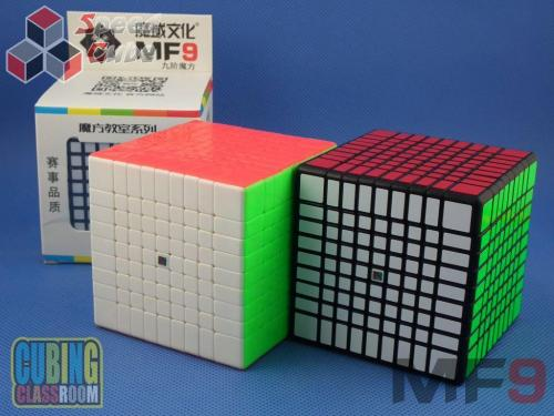 MoYu MoFang JiaoShi 9x9x9 MF9 Kolorowa