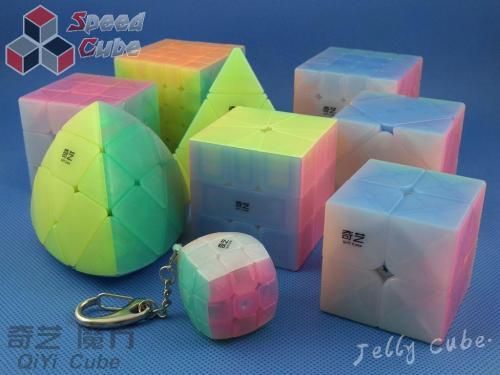QiDi S 2x2x2 Transparent Jelly