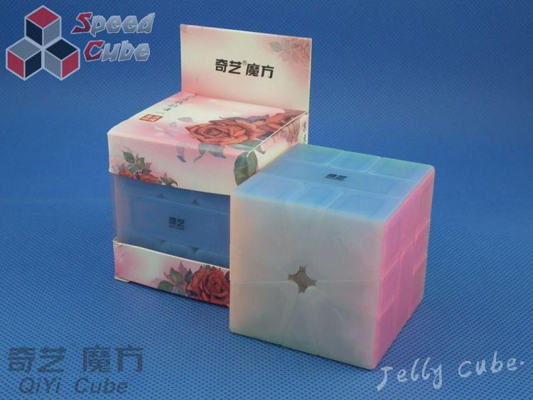 QiYi QiFa S SQ-1 Transparent Jelly