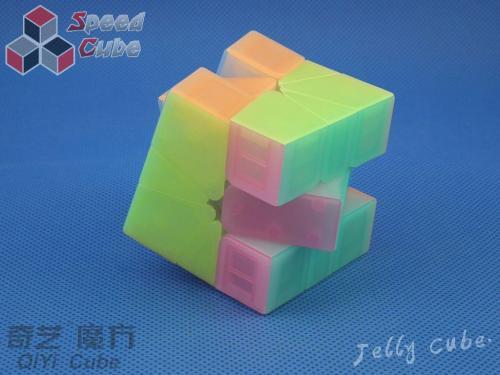 QiYi QiFa S SQ-1 Transparent Jelly