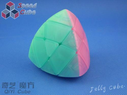 QiYi Mastermorphix Transparent Jelly
