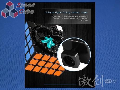MoYu AoChuang GTS M 5x5x5 Kolorowa