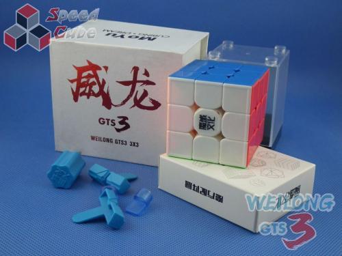 MoYu WeiLong GTS3 3x3x3 Kolorowa