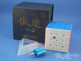 MoYu AoSu GTS2 M 4x4x4 Kolorowa