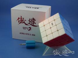 MoYu AoSu GTS2 4x4x4 Kolorowa