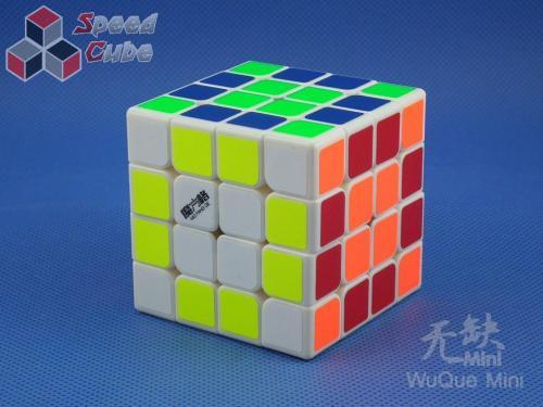 MoFangGe QiYi 4x4x4 WuQue Mini Biała