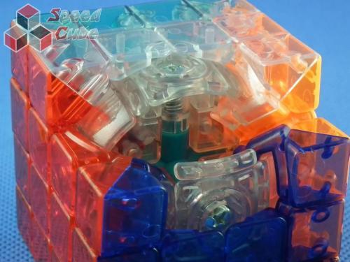 MoYu AoSu 4x4x4 Kolor/Transparentna